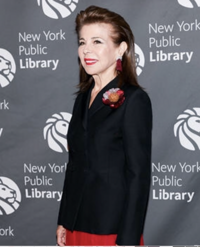 Attending the NY Public Library 2018 Gala