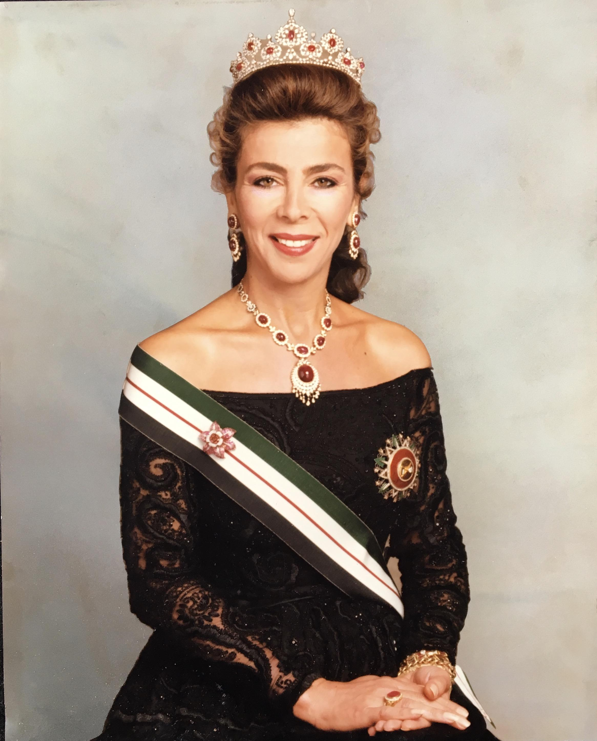 Biography | HRH Princess Firyal of Jordan